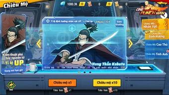 17/9 – Chuỗi sự kiện Samurai nguyên tử phá đảo thế giới One Punch Man: The Strongest