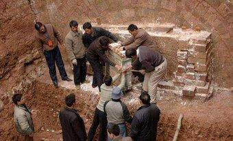 """Một kỳ tích được tìm thấy trong mộ cổ ở Hồ Bắc, các chuyên gia không kìm nén được mà thốt lên: """"Phải nói là không chê vào đâu được"""""""
