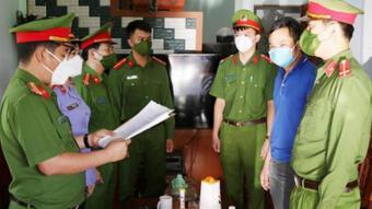 Danh tính tổng giám đốc công ty game ở Quảng Bình vừa bị bắt vì lừa đảo