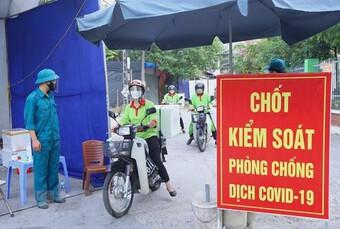 Nóng: Hà Nội bùng phát ổ dịch Covid-19 cộng đồng mới ở Long Biên, có 6 ca dương tính