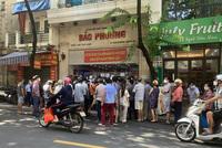 Yêu cầu tạm đóng cửa một số tiệm bánh trung thu ở Hà Nội