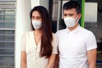Công Vinh: 'Ồn ào chuyện từ thiện, tôi và Thủy Tiên mất rất nhiều'