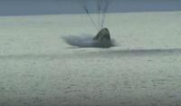 4 phi hành gia không chuyên hạ cánh an toàn, sớm hơn dự kiến