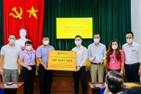 T&T Group trao 3.000 suất quá cho người dân Hà Nội gặp khó khăn do Covid-19