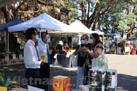Xúc tiến các hoạt động mời dùng thử hàng nông sản Việt Nam ở Australia