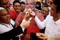 Món quà sinh nhật ấn tượng dành cho thủ tướng Ấn Độ
