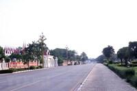 Lào phong tỏa toàn diện trung tâm Vientiane do phát hiện ổ dịch mới
