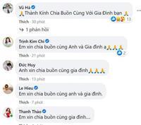 Vũ Hà, NSƯT Trịnh Kim Chi chia buồn khi người thân ca sĩ Đàm Vĩnh Hưng ra đi