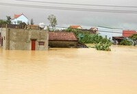 Cảnh báo lũ trên các sông ở Bắc Bộ, Quảng Nam-Bình Thuận và Tây Nguyên