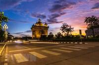 Lào tăng cường các biện pháp phòng dịch COVID-19 tại thủ đô Vientiane