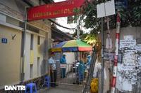 Ổ dịch quận Long Biên thêm ca dương tính SARS-CoV-2 thứ 8