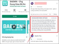Chuyện như đùa: BAEMIN vừa nói Trấn Thành hết HĐ quảng cáo, netizen quay xe ''xin lỗi được chưa'' và đi rate lại 5 sao?