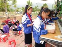 Trường PTDTNT THCS Tương Dương: Chú trọng giữ gìn bản sắc dân tộc