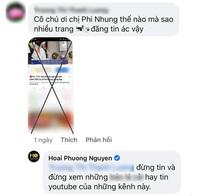 Phẫn nộ tin giả Việt Hương ngã quỵ bên linh cữu Phi Nhung tràn lan trên MXH, ông xã Hoài Phương lên tiếng