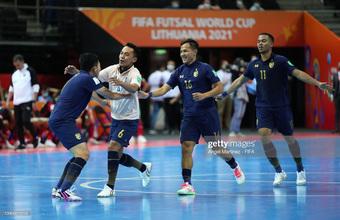 Trái ngược cảnh chật vật của Việt Nam, Thái Lan có cơ hội quá lớn ở World Cup