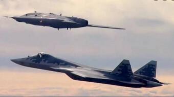 Cặp sát thủ Su-57 và Hunter-B của Nga đem đến ''ác mộng'' cho Không quân Mỹ?