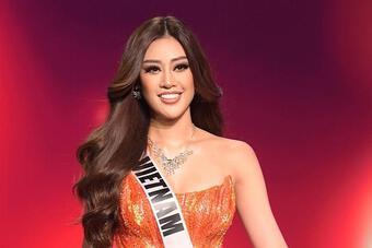 Khánh Vân trượt top 8 Miss Grand Slam, chưa vượt nổi H'Hen Niê