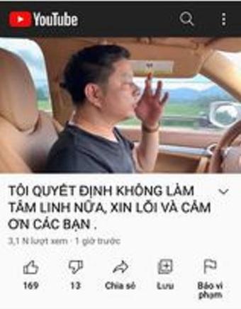 Hà Nội: Công an điều tra vụ tự xưng ''Ngọc Hoàng đại đế chống Covid-19 bằng trấn yểm''