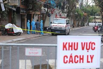 Làm lây lan cho 8 người dân mắc COVID-19, người đàn ông tỉnh Hưng Yên bị khởi tố