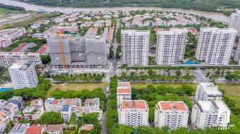 Parkland 53 phải giải chấp hơn 600 căn hộ trước khi bán