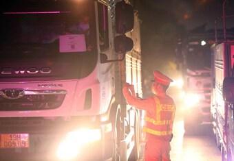 Đề nghị địa phương hỗ trợ vận tải hàng hóa theo chỉ đạo của Chính phủ