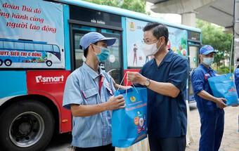 Hà Nội: Hơn 79.000 đoàn viên, người lao động được hỗ trợ khẩn cấp