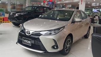 Cuộc đua giảm giá của các ''hot'' sedan hạng B tại Việt Nam: Honda City khuyến mại 60 triệu đồng đáp trả Toyota Vios