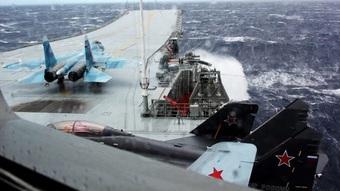"""Số phận """"long đong"""" của Su-33 trong vai trò tiêm kích trên tàu sân bay Nga"""