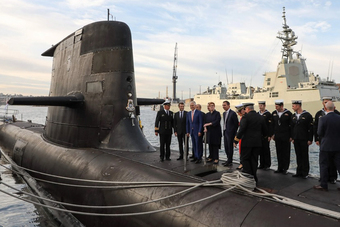 NATO lên tiếng về tranh chấp giữa Pháp với Mỹ và Australia