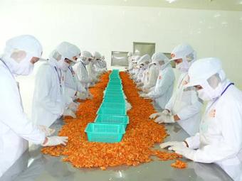 Gói combo nông sản 10kg nhưng cân lại thì… 12-13kg