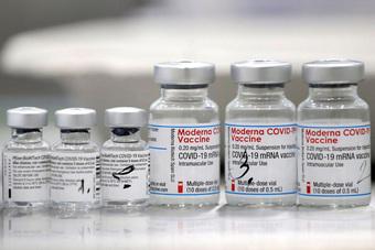 So sánh 3 loại vaccine COVID-19, phát hiện vaccine Moderna tiếp tục đứng số 1