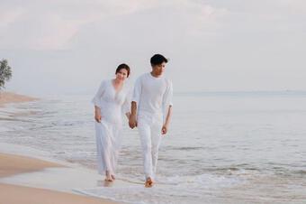 Đang kẹt tại Phú Quốc nhưng bà xã doanh nhân của Quý Bình vẫn được chồng làm cho điều này