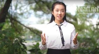 Nữ sinh lớp 9 đạt 8.0 IELTS trong lần thi đầu tiên