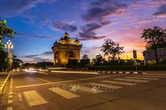 Số ca nhiễm cộng đồng tăng mạnh, Lào phong tỏa 4 quận nội thành ở thủ đô