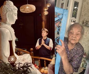 Bà ngoại qua đời vì Covid-19, diễn viên Hòa Hiệp gửi lời cảm ơn Việt Hương vì đã giúp bà thực hiện tâm nguyện cuối đời
