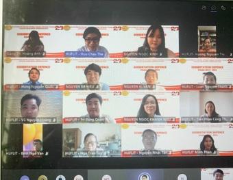 Vụ sinh viên bị đuổi khỏi lớp học trực tuyến: Người thầy cũng bị nhiều áp lực