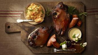 Đưa đầu con vật này lên bữa ăn - không ít thực khách phải khóc thét vì bề ngoài kinh dị của nó