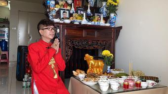 """Nghệ sĩ giỗ Tổ nghề sân khấu ở Sài Gòn: """"Đừng để Tổ xoay sở một mình giữa bao ước muốn"""""""