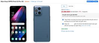 Hậu ra mắt iPhone 13, loạt điện thoạt Android giảm giá mạnh