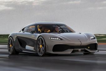 Koenigsegg sẽ tự sản xuất siêu xe điện