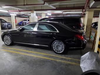 Đại gia rao bán Mercedes-Benz S 500 ODO 9.000km: ''Xe mới hơn 7 tỷ mà giờ bán chưa được nửa giá''