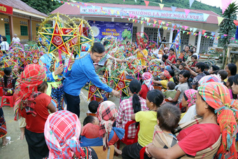 Lào Cai tổ chức Tết Trung thu 2021 cho thiếu nhi chu đáo, an toàn