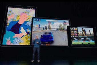 Apple đã hết ý tưởng?