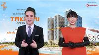 Tập đoàn Danh Khôi giới thiệu thành công sự kiện trực tuyến khu đô thị Takashi Ocean Suite Kỳ Co