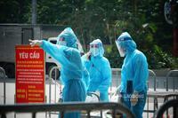 Hà Nội: Phong tỏa tạm thời hơn 1.200 dân sau khi phát hiện F0