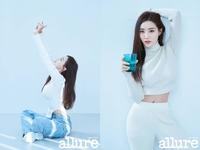MC thời tiết Hàn Quốc được khen dáng đẹp như hoa hậu