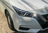 Nissan Almera phiên bản dành cho khách hàng chạy dịch vụ