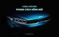 Kia K3 2022 sắp ra mắt khách hàng Việt