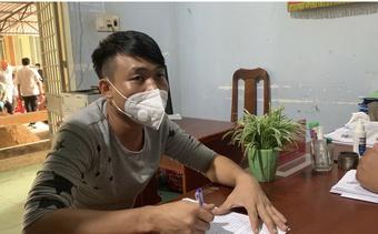 Tây Ninh: Bắt giữ đối tượng đâm 2 người trong quán nhậu khiến 1 người chết 