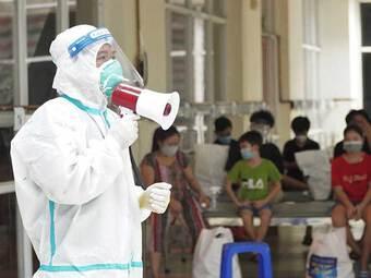 TP.HCM: Đang điều trị 3.459 trẻ em dưới 16 tuổi nhiễm COVID-19